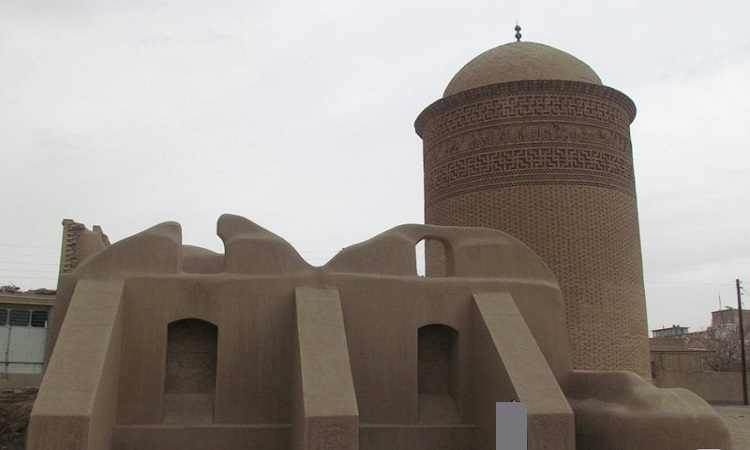 آرامگاه محمد ابراهیم حاکم