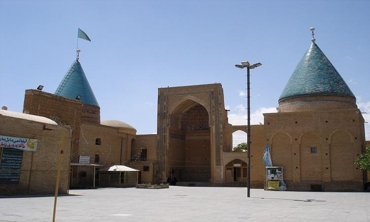 مسجد بایزید بسطامی