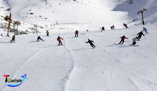 پیست اسکی تاریک دره (الوند)