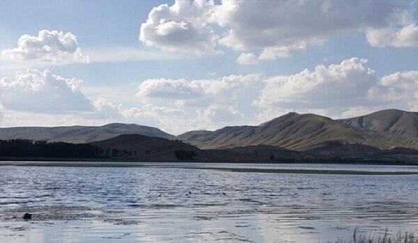 دریاچه قوری گل